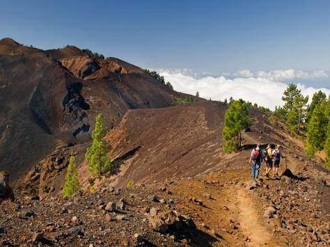GR-131: Ruta Volcanes  © Patronato de Turismo - Saúl Santos
