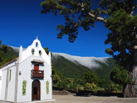 PR-LP-1: Ermita del Pino © Patronato de Turismo - Saúl Santos
