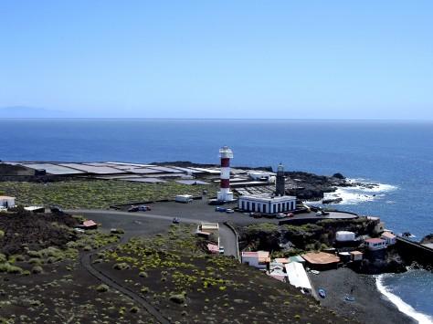 GR 131: Faro Fuencaliente1 Rererva Marina © Patronato de Turismo - Pilar Fernández